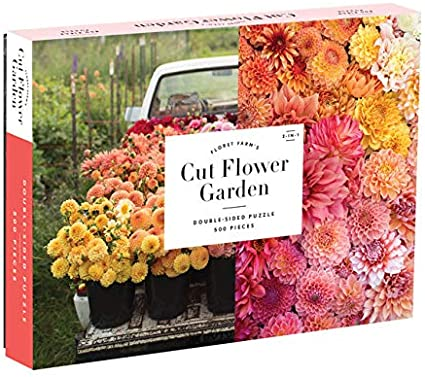 Floret Farms 500 Piece Double Puzzle