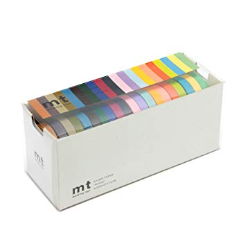 20 Washi Tape Gift Box