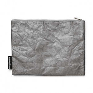 Gray Tablet Folio Pouch