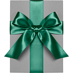 Evergreen Satin Ribbon