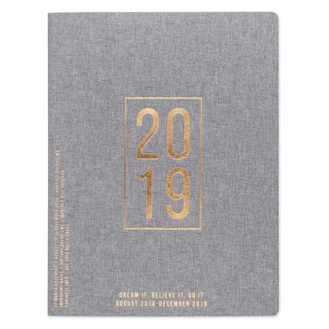 "Monthly Planner ""2019"""