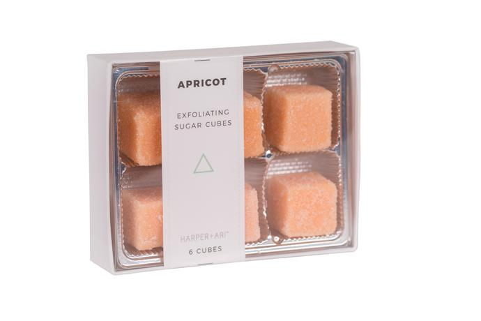 Exfoliating Cube 6 Count Box