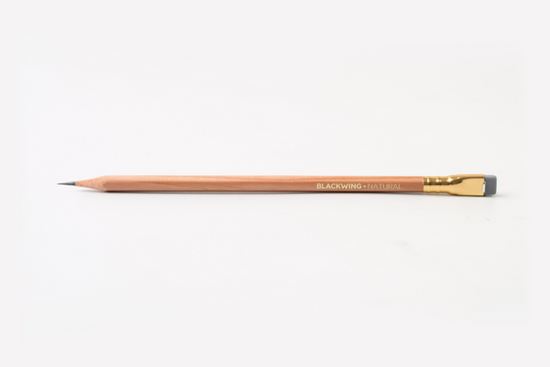 Blackwing Natural Pencils - 12 Pack