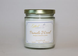 Pamelo Wood Candle