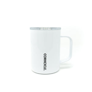 White 16oz Coffee Mug