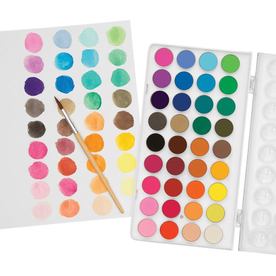 Lil' Watercolor Paint Pods 36 Pack