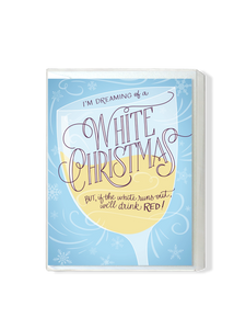White Wine Christmas Boxed Set