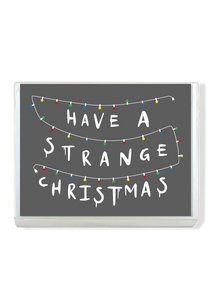 Strange Christmas Boxed Set
