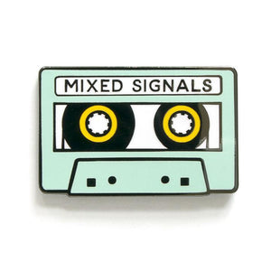 Mixed Signals Pin