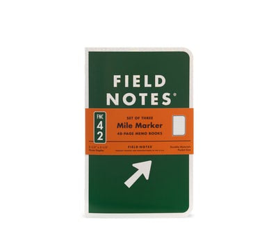 Mile Marker - Field Notes