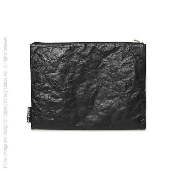 Black Tablet Folio Pouch