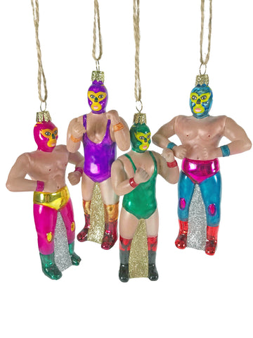 Luche Libre Ornament