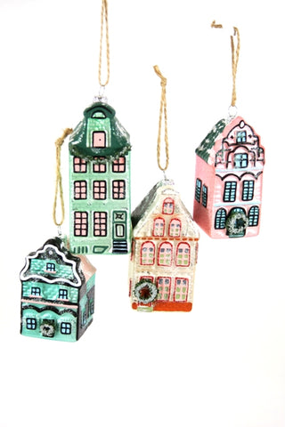Dutch House Ornaments