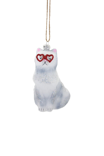 Persian Cat Ornament