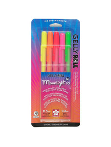 Gelly Roll Moonlight Dawn 5 Pack