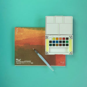 Large Watercolor Kit