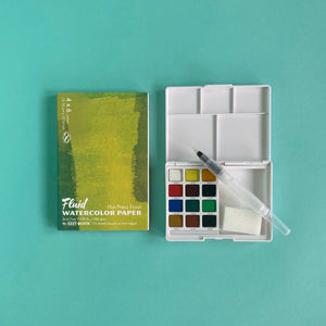 Small Watercolor Kit