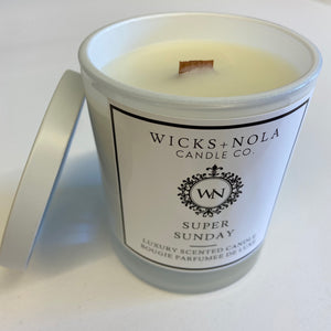 Super Sunday Candle