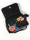 Vintage Hand-Painted Purse - Pick a Petal