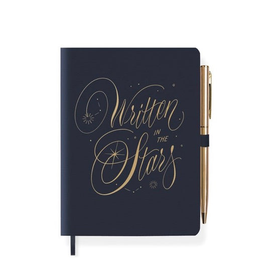 Written in the Stars Journal with Pen