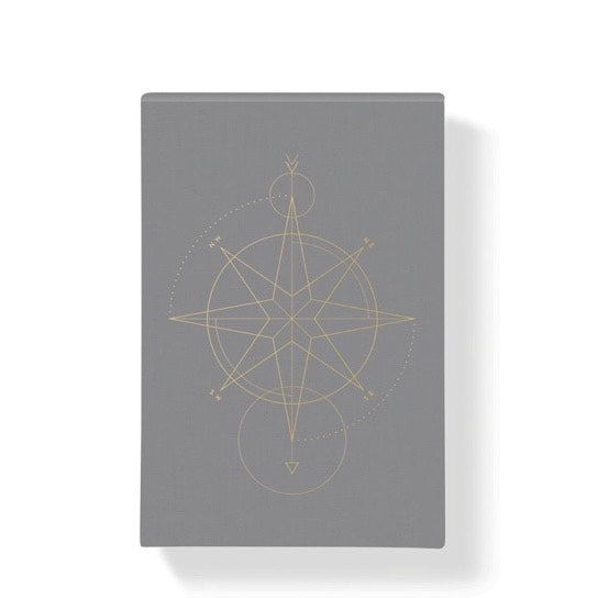Jewel Compass To Do Notepad