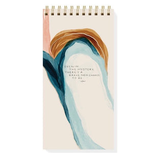 MHN Mystery Tall Spiral Notepad