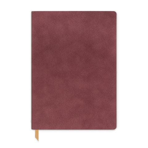 Vegan Suede Journal