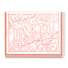 Ironwork Thank You Boxed Set