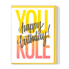 You Rule Happy Birthday Boxed Set