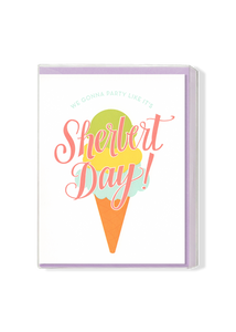 Sherbert Day Boxed Set