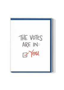 The Votes Are In (You!) Boxed Set