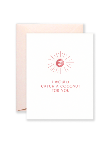 Catch a Coconut