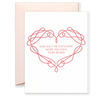 Catching Feelings Greeting Card