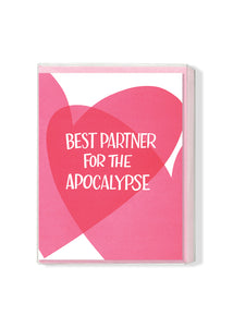 Apocalypse Partner Boxed Set