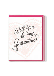 Will You Be My Quarantine Boxed Set