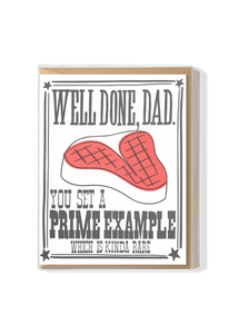 Well Done Dad Boxed Set