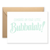 Little Bubbalah! Greeting Card