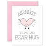 Air Hugs Greeting Card