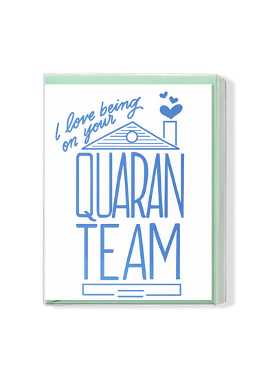 QuaranTEAM Boxed Set