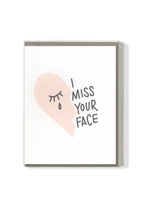 Miss Your Face Boxed Set - Blush