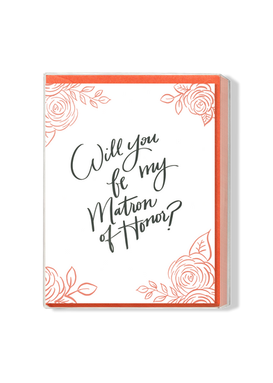 Matron of Honor Boxed Set