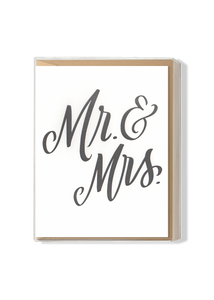 Mr. & Mrs. Boxed Set
