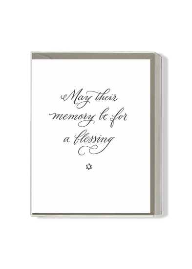 Memory Be a Blessing Boxed Set