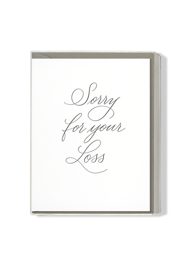Sorry For Your Loss Boxed Set