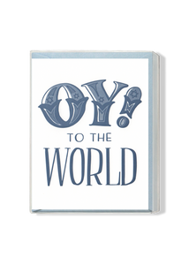 Oy! To the World Boxed Set