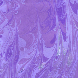 Purple Marble Wrapping Paper