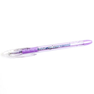 Pentel Sparkle Pop Metallic Gel Pen Violet-Blue