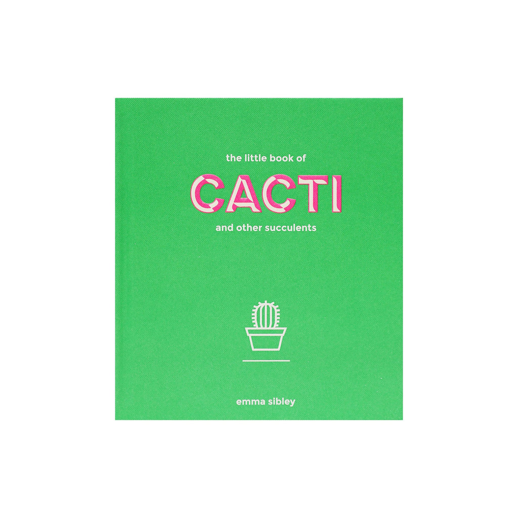 Little Book of Cacti and Other Succulents