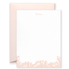 Personalized Gems Social Stationery