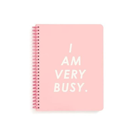 I Am Very Busy - Mini Notebook